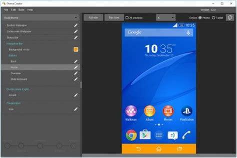 theme maker xperia xperia用テーマ作成ツール theme creator にライブ壁紙エディタが追加 ガジェット通信 getnews