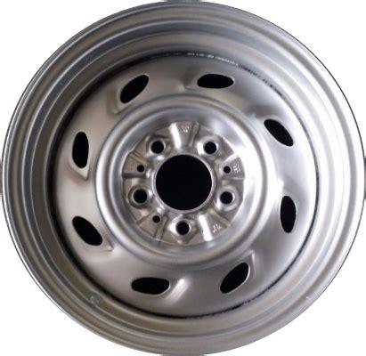 bolt pattern explorer 2002 ford ranger wheels rims wheel rim stock oem replacement
