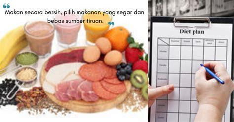 diet clean eating utamakan makanan segar  bebas sumber