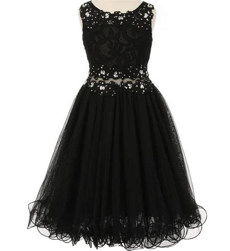 Black Flower Girl Dress Size 16   Wedding Dresses Asian