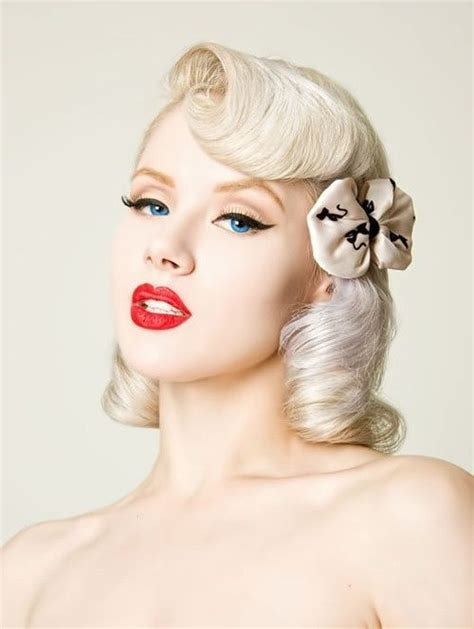 blonde vintage hairstyles 77 best vintage looks images on pinterest hair dos make