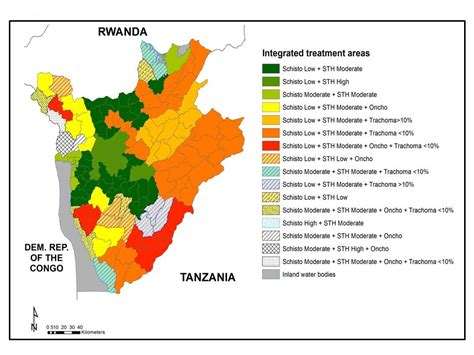 Integrated Neglected Tropical Disease Ntd Control The