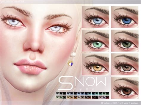 sims 4 realistic eyes realistic eyes in 30 colors all ages and genders found