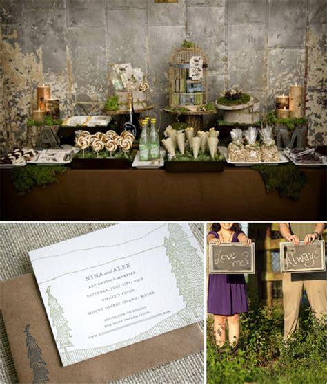 Rustic Wedding Decor by Kerri Gilpin Jason Percy Wedding Rustic Wedding Decor