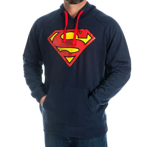 Sweatshirt Superman dc comics superman s hoodie clothing s