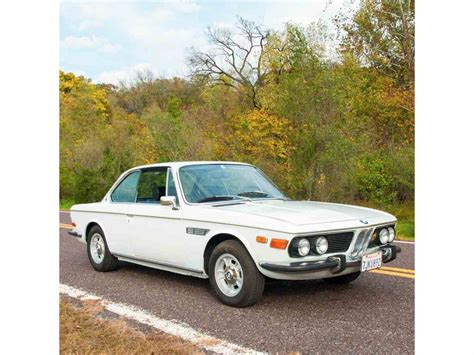 Bmw 3 0 Cs by 1972 Bmw 3 0cs For Sale Classiccars Cc 920778