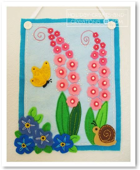 easy sewing craft projects easy sewing projects beaded flower banner