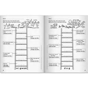 Home daily word ladders book and iwb cd grades 2 3
