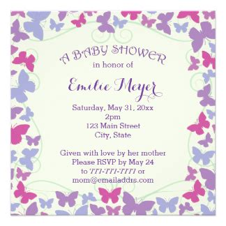 purple butterfly invitation templates 3 000 purple