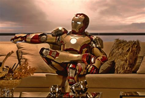 iron man 3 couch review iron man 3 the void magazine