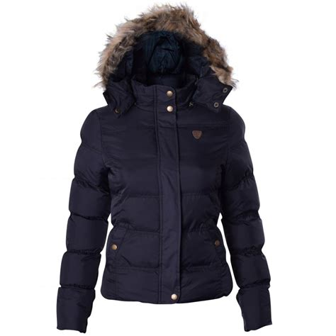 Coats Homes by Padded Coats With Fur Womens Jackets In Home