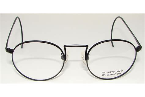 shuron ronstrong w cable temples eyeglasses by shuron