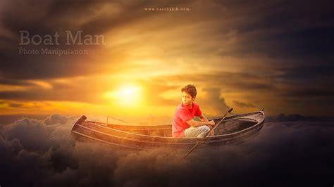 picsart fantasy tutorial photoshop manipulation tutorial fantasy the boat man