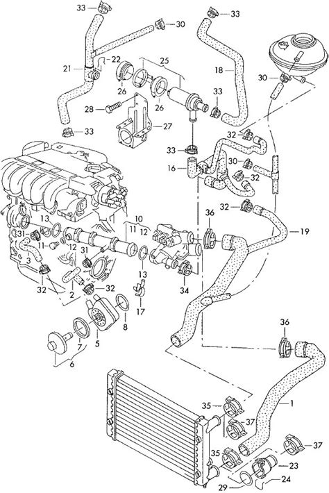 VWVortex.com - anyone have a pic of the cooling system map?