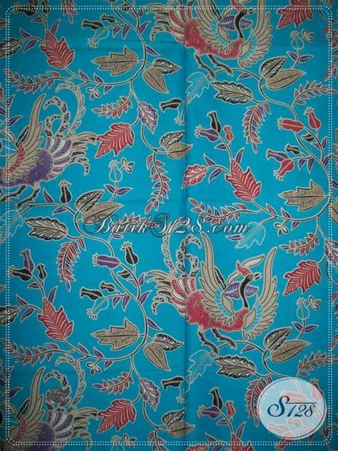 Kain Batik Garutan Warna Biru batik warna biru kain batik murah dan piyayini asli k1085p toko batik 2018