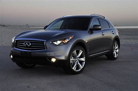 Infiniti Fx 50 by 2012 Infiniti Fx50 Pictures Photos Gallery Motorauthority