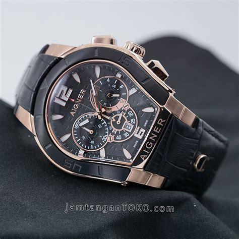 Jual Jam Tudor Grantour Chronograph Black Best Clone 1 harga sarap jam tangan aigner palermo black gold chronograph 44mm kw a58500