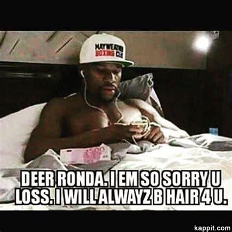 u weight loss deer deer ronda i em so sorry u loss i will alwayz b hair 4 u