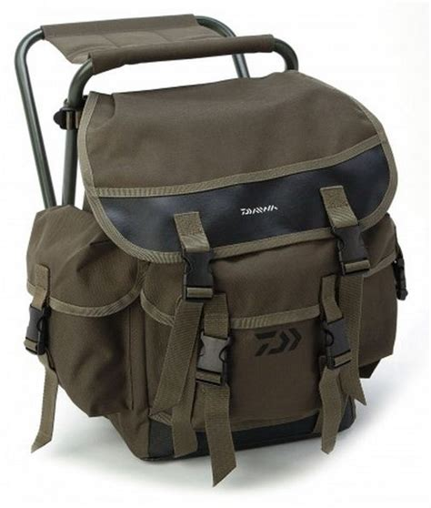 Fishing Stool With Bag by New Daiwa Ruck Stool Fishing Bag Stool Model No Dgrs1 Daiwa Fishing Mad