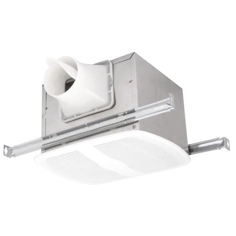 nutone bathroom exhaust nutone invent series 80 cfm ceiling bathroom exhaust fan