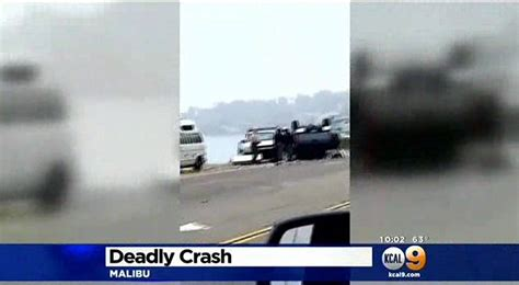 Pch Accident - 1990s rapper mc supreme killed in crash on pacific coast highway in malibu la times