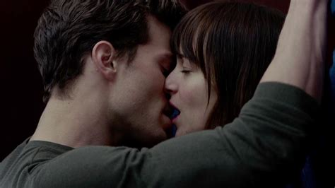 fifty shades of grey movie yahoo answers fifty shades of grey new trailer gets racy