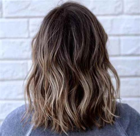 Balayage Light Brown Hair by 90 Balayage Hair Color Ideas With Brown And