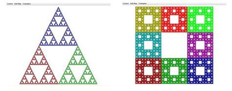sierpinski teppich strukturwissenschaften