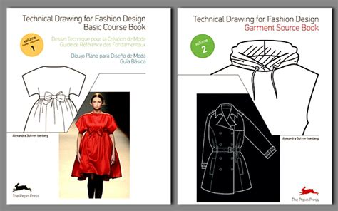 fashion design drawing books technical drawing for fashion design books fashion