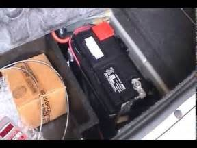 2012 Chrysler 200 Battery Location Battery Location On A 2011 Chrysler 200 Battery Free