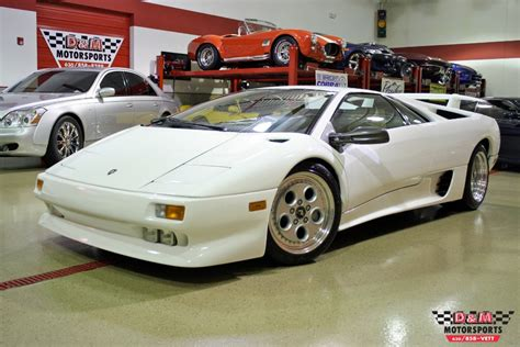 1991 Lamborghini Diablo Price 1991 Lamborghini Diablo Stock M5165 For Sale Near Glen