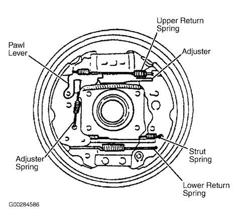 chevy drum brakes diagram 2002 chevy tracker drum brake diagram imageresizertool