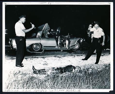jayne mansfield crash details car pictures car canyon