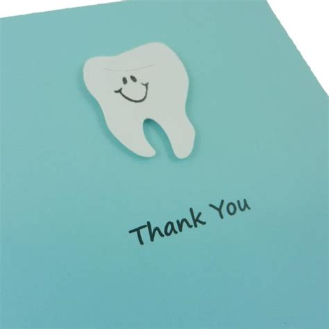 thank you cards templates with teeth tooth thank you card pastel blue dentist thank you teeth