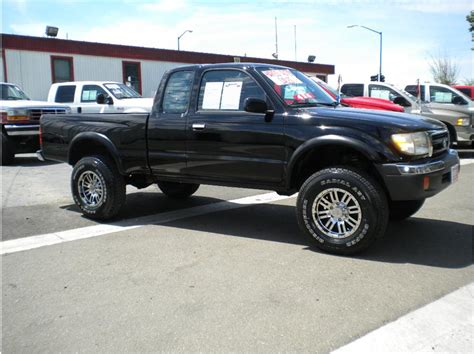 1998 Toyota Tacoma Xtracab 1998 Toyota Tacoma Xtracab 119 Riverside Ave