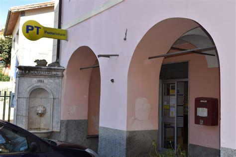 uffici postali apertura ufficio postale ognio fuorigenova
