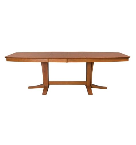 96 inch dining table bare wood wood