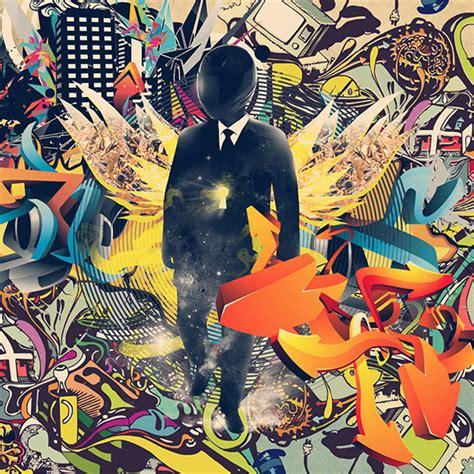 design art album cd album cover design artwork 3d graphic logo