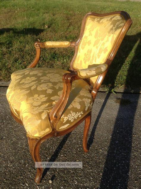 stuhl kunst barock sessel fauteuil louis xv kunst stuhl barockm 246 bel