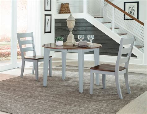 small space  dining room set intercon furniture