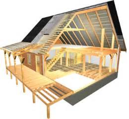 alfa img showing gt house framing cutaway