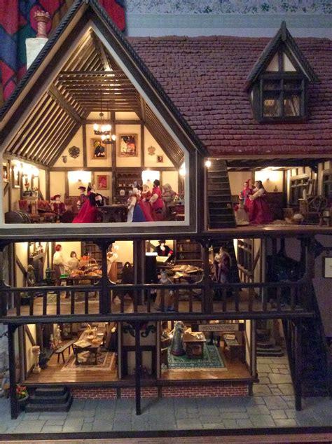 tudor dolls house kevin jackson tudor dolls houses