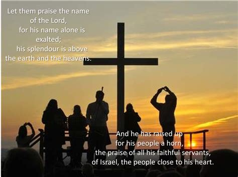 Raise Them Up by Psalm 148 A Call To Worship