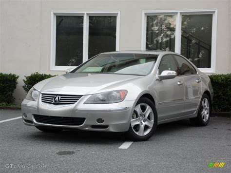 2006 celestial silver metallic acura rl 3 5 awd sedan 84618164 gtcarlot car color galleries