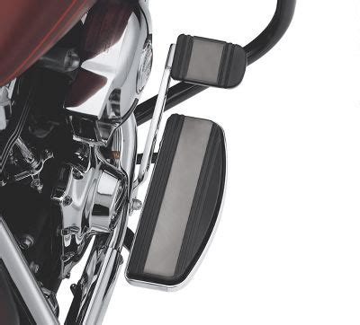Harley Davidson Footboards by Black Rider Footboard Insert Kit Traditional