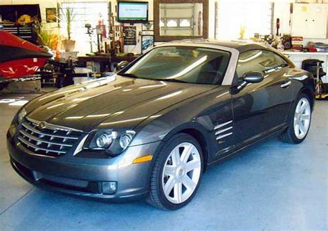 2010 Chrysler Crossfire by 2005 Chrysler Crossfire W150 Indianapolis 2010