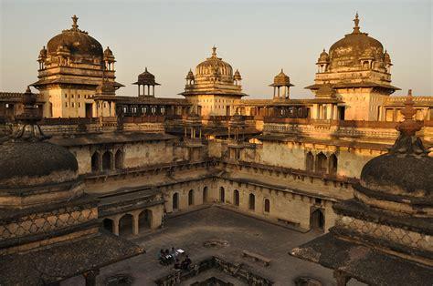 Ram Mahal orchha una ciudad escondida en india que vale la pena visitar