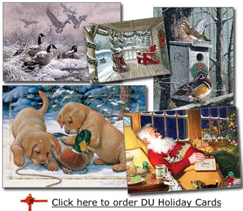 Ducks Unlimited Cards - du cards