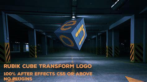 rubik opener tutorial rubik cube transform logo nulled download