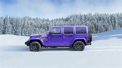 Special Edition Jeep Wrangler Unlimited 2016 Jeep Wrangler Unlimited Backcountry Limited Edition